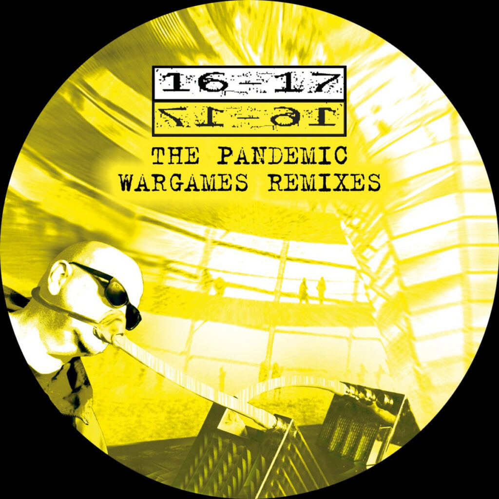 16-17 The Pandemic Wargames Remixes